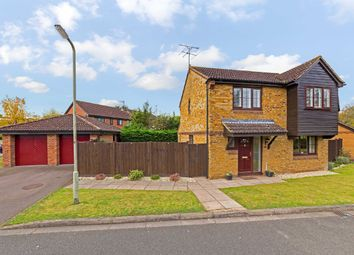 Thumbnail 4 bed detached house for sale in Blacksmiths Close, Great Amwell, Ware