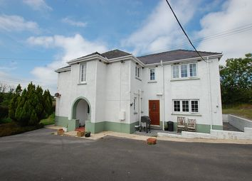 Thumbnail 4 bed detached house for sale in Trawsmawr, Carmarthen