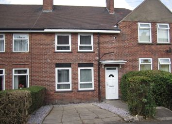 Thumbnail 3 bedroom terraced house to rent in Southey Crescent, Sheffield