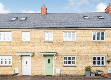 Thumbnail 2 bed terraced house for sale in Butchers Court, Witney