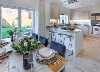 Thumbnail 4 bed detached house for sale in Plot 40 - The York, Shrivenham