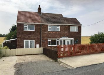 Thumbnail 3 bed detached house for sale in Thorpe Bank, New Leake, Boston