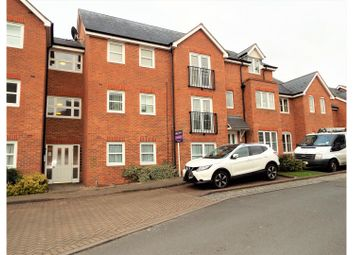 Thumbnail 2 bed flat for sale in Canal Court, Birmingham