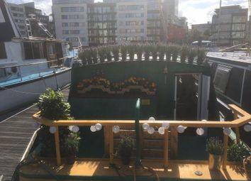 Thumbnail 1 bedroom flat for sale in Boardwalk Place, London