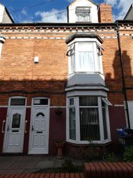 Thumbnail 3 bed terraced house for sale in Oriel Villas, Warwick Road, Birmingham
