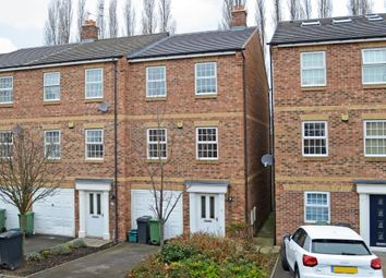 Thumbnail 4 bed property to rent in Waterside Gardens, York