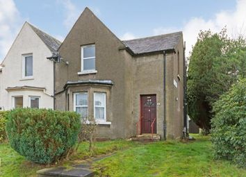 Thumbnail 2 bed semi-detached house for sale in Crosbie Street, Maryhill Park, Glasgow, Scotland
