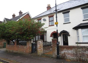 Thumbnail 2 bed duplex to rent in Cromwell Road, Basingstoke