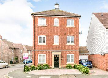 Thumbnail 4 bed town house for sale in Rennie Walk, Heybridge, Maldon