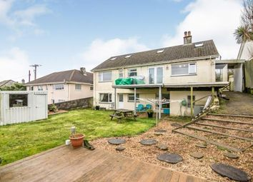 Thumbnail 4 bed bungalow for sale in St. Stephen, St Austell, Cornwall