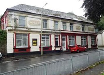 Thumbnail 2 bed flat to rent in White Rock Flats, Swan Terrace, Tonypandy