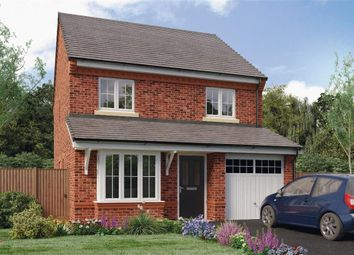 "Thumbnail 4 bed detached house for sale in ""Hallam"" At Honeywell Lane, Barnsley S75, Barnsley,"