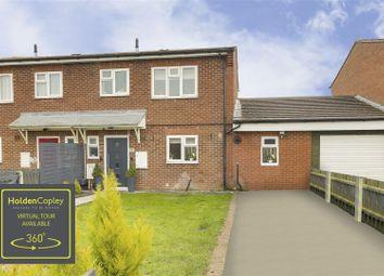 3 bed semi-detached house for sale in Ryefield Avenue, Ilkeston, Derbyshire DE7