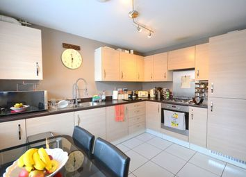 Thumbnail 3 bed semi-detached house for sale in Clubtail Way, Dragonfly Meadows, Northampton
