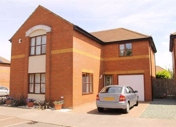 Thumbnail 4 bed detached house to rent in Winstanley Lane, Shenley Lodge, Milton Keynes