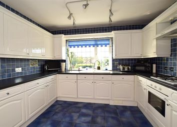 Thumbnail 3 bed semi-detached bungalow for sale in Downs Valley Road, Woodingdean, Brighton, East Sussex
