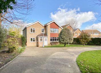 Herons Way, Pembury, Tunbridge Wells TN2. 4 bed detached house for sale