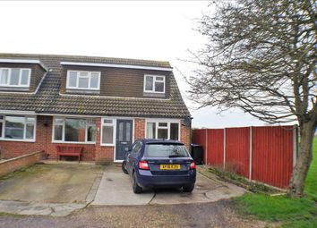 Thumbnail 4 bed semi-detached house for sale in Sussex Road, Lancing