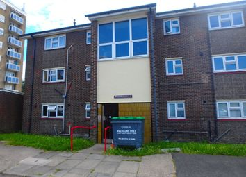 Thumbnail 2 bed flat for sale in Kingston Court, Northfleet, Gravesend