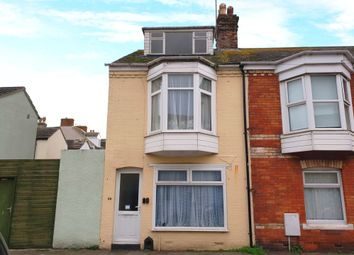 Thumbnail 4 bed end terrace house for sale in Walpole Street, Weymouth