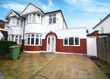 Thumbnail 4 bed semi-detached house to rent in Earlsmead, Harrow