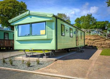 Thumbnail 2 bedroom mobile/park home for sale in Gorse Hill Caravan And Lodge Park, Trefriw Road, Conwy