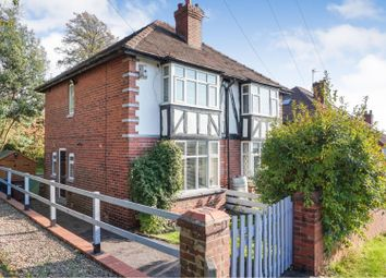 Thumbnail 2 bed semi-detached house for sale in Roxholme Grove, Leeds