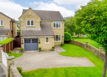 Thumbnail 4 bed detached house for sale in Southfield Lane, Addingham, Ilkley