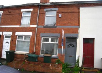 4 bed terraced house for sale in Coronation Road, Stoke, Coventry CV1