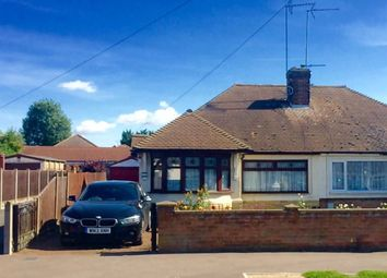 Thumbnail 2 bedroom semi-detached bungalow for sale in Laburnam Grove, Luton, Bedfordshire