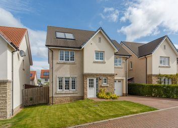 Thumbnail 4 bed detached house for sale in North Platt Gardens, Ratho