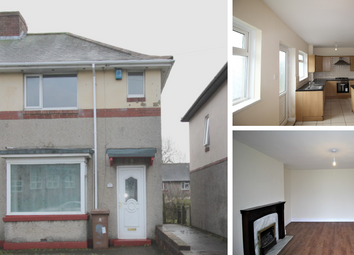 Thumbnail 1 bed terraced house to rent in Oswin Terrace, North Shields