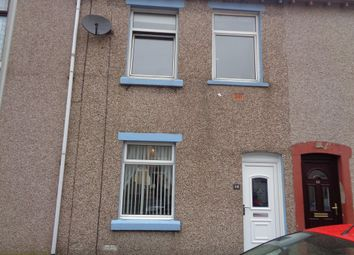Thumbnail 2 bed terraced house to rent in Dover Street, Walney, Barrow-In-Furness