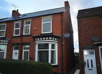 Thumbnail 3 bed terraced house to rent in St. Johns Road, Chesterfield