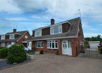 Thumbnail 3 bed semi-detached house for sale in Solway Road, Cheltenham
