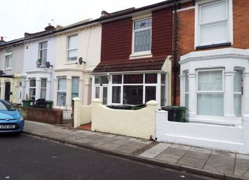 Thumbnail 3 bedroom terraced house for sale in Tennyson Road, Portsmouth