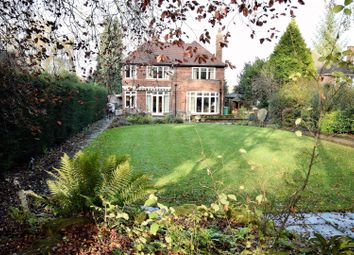 Thumbnail 4 bed detached house for sale in Sutton Passeys Crescent, Wollaton, Nottingham