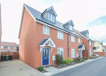Thumbnail 4 bed semi-detached house for sale in Sandy Crescent, Great Wakering, Southend-On-Sea