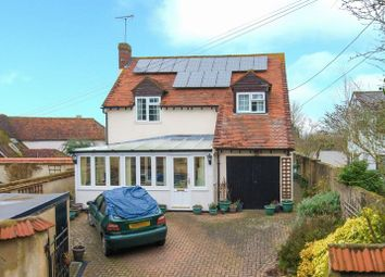 Thumbnail 3 bed detached house for sale in Spurt Street, Cuddington, Aylesbury