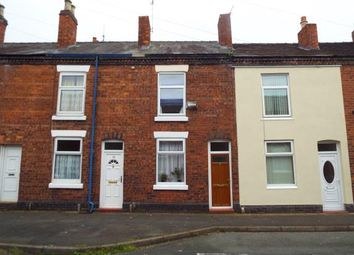 Thumbnail 2 bedroom property for sale in Casson Street, Crewe, Cheshire