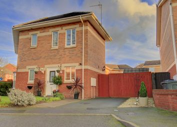 Thumbnail 2 bedroom end terrace house for sale in Keepers Close, Hockley, Birmingham