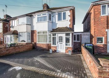 Thumbnail 3 bedroom semi-detached house for sale in Bowstoke Road, Great Barr, Birmingham