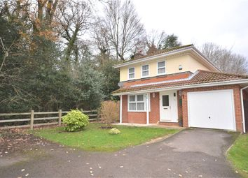 Thumbnail 4 bed detached house for sale in Hombrook Drive, Bracknell, Berkshire