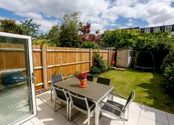 Thumbnail 5 bedroom terraced house for sale in Winfrith Road, London