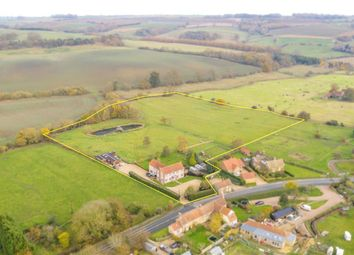 Thumbnail 5 bed equestrian property for sale in Brooks Manor, North Willingham