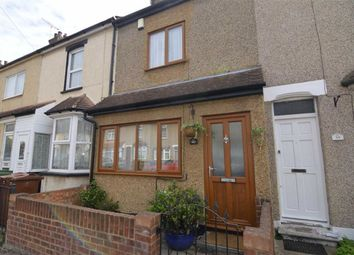 Thumbnail 3 bed terraced house to rent in Belmont Road, Grays, Essex