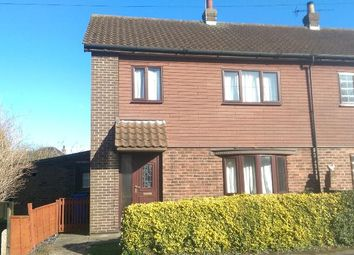 Thumbnail 3 bed semi-detached house for sale in Northfield, Keyingham, Hull