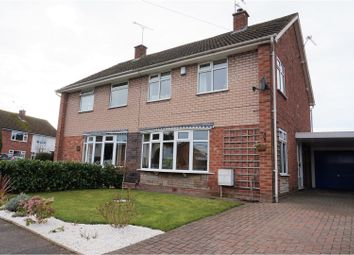 Thumbnail 3 bed semi-detached house for sale in Cotswold Drive, Albrighton, Wolverhampton