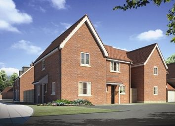 "Thumbnail 2 bed semi-detached house for sale in ""The Chiswick"" at Carsons Drive, Great Cornard, Sudbury"