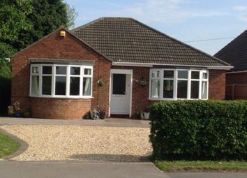 Thumbnail 3 bed detached bungalow for sale in Hawthorn Road, Reepham